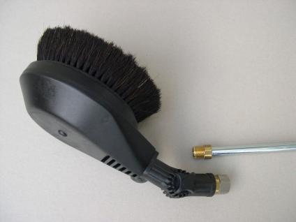 rot. Autowaschbürste M18 für Kärcher HDS 1195 - 4 S SX Eco Hochdruckreiniger