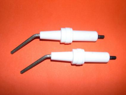 2x Zündelektrode für Kärcher HDS 580 Hochdruckreiniger Dampfstrahler