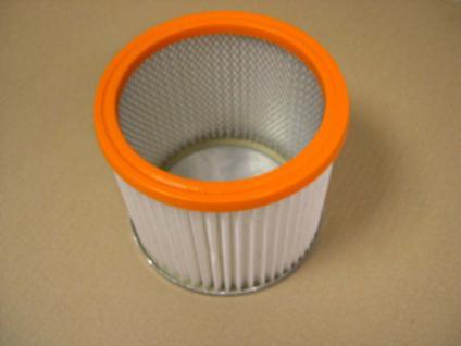 Filterpatrone Filter Rundfilter Filterelement Lavor GBX 22 32 GNX22 GNX32 Sauger - Vorschau