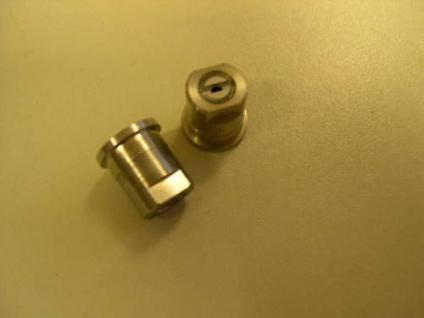 2 Stück Hochdruckdüsen Düse für Kärcher Hochdruckreiniger Dampfstrahler