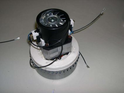 1,4 KW Saug - Motor für Industriesauger 1400W für Kärcher Wap Festo SR5 SR6 E