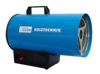 Gasheizgebläse 10 KW Gasheizung Bauheizer Gas Heizer
