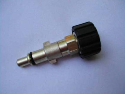 Bajonettkupplung für Alto und Stihl Pistole auf M22 x 1,5 Außengewinde - Zubehör