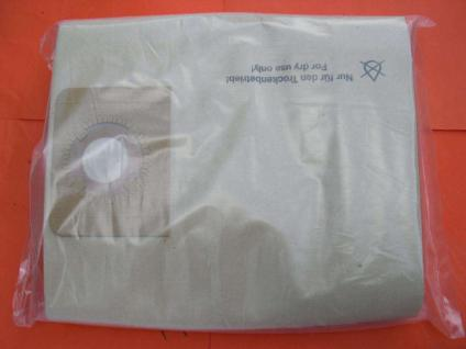 10x Filterbeutel Filtersäcke Staubsaugerbeutel für Kärcher NT 501 551 Sauger
