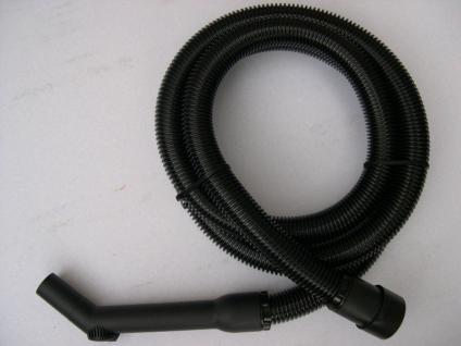 4m Saugschlauch Set 3tlg 40mm Bosch Wap Nilfisk Alto Top Craft Budget Kärcher NT Sauger - Vorschau