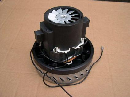 1100 W Saugmotor Saugturbine für Nilco S 17 S 18 u. Kärcher NT 301 351 Sauger - Vorschau