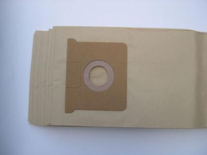 VPE 10x Papierfiltertüten 2-lagig für Kärcher NT 561 Sauger Industriesauger