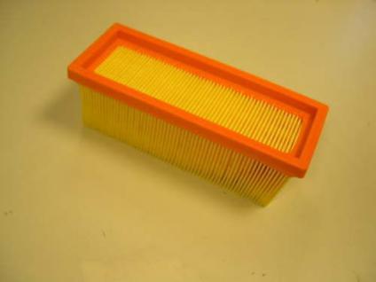 Faltenfilter Filter für Kärcher A 2801 2701 2731 TE plus pt 2601 2501 Sauger