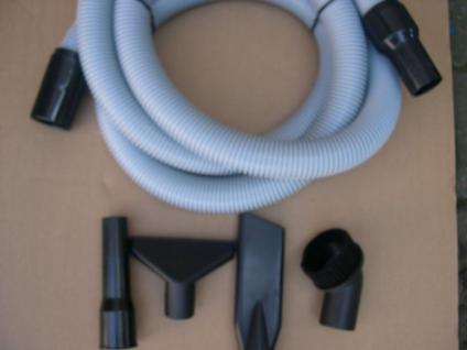 3,5m Sauschlauch -Set 7-tlg DN38 Wap Alto SQ 450-11 450-21 450-31 550 650 Sauger