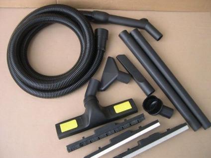 12-teilig. Saugset 4 DN32 40mm für Kärcher NT 301 351 551 eco Sauger Staubsauger - Vorschau