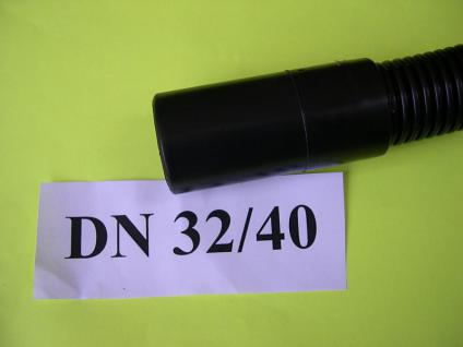 Saugschlauch - Muffe DN32/40 Aldi Top Craft NT Sauger Für Saugschlauch 40mm