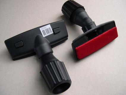 Saugdüse für Tierhaare m. Adapter 30-37mm NT Sauger Staubsauger Industriesauger