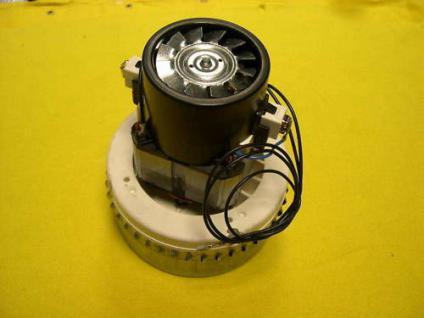 Motor 1,4KW für Wap Kärcher Sia Sorma Rentert Hako Sauger Saugermotor