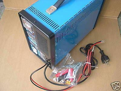 Autobatterie - Ladegerät Start-/Ladegerät Batterielader - Vorschau