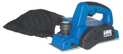 elektr.Profi - Handhobel Hobel + Sauganschluß + Koffer - Vorschau 1