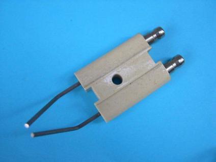 Doppel - Zündelektrode für Kärcher HDS Hochdruckreiniger Dampfstrahler