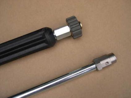 Strahlrohr 1,5m Wap C1250 1450 Titan Plus Energie Alpha - Vorschau 2