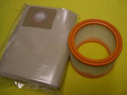 Filter + Filterbeutel Wap Turbo XL Industriesauger