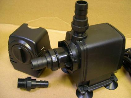 Bachlauf - Teichfilter - Pumpe 8500 L Filterspeisepumpe - Vorschau 2