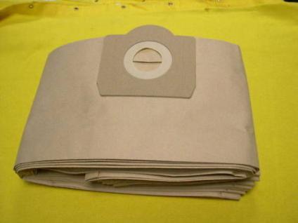 Filtersäcke Einhell AS HPS 1250 1300 1400 INOX Sauger - Vorschau
