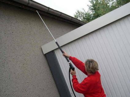 Lanze 1,55 m M22 lang für Kärcher K HD HDS und Kränzle Hochdruckreiniger