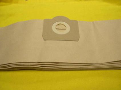 10 Filtertüten Gisowatt Brico 220 230 Lavamatic Sauger - Vorschau