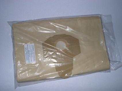5 Filtertüten Filterbeutel Filtersäcke Wap Alto SQ 8 850-11 Hako VC 800 W Sauger