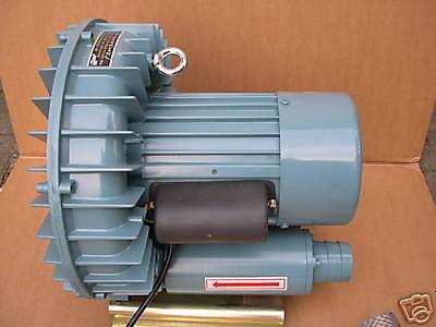 Resun Seitenkanal - Ringgebläse 66000 Liter/h Ringverdichter Belüfter - Vorschau 1