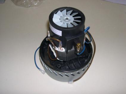 1,2KW Motor für Kärcher Tankstelle SB Sauger NT 501 551 601 Saugermotor