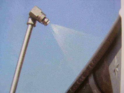 Haus - u. Dachrinnenreiniger für Kärcher Hochdruckreiniger Dachrinne - Vorschau 1