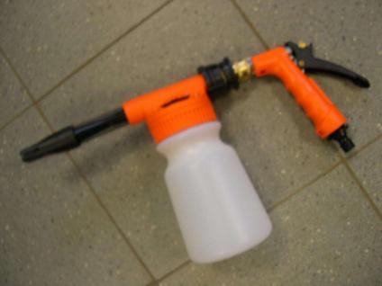 Flaschen-Schaumgerät mit Wasseranschluss f Desinfektionsmittel Reinigungsmittel - Vorschau