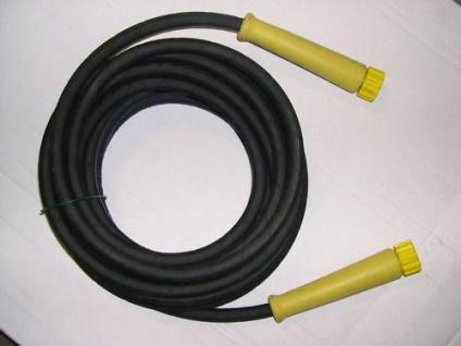 Schlauch 20m 400bar M22/M22 für Kärcher u. Kränzle Hochdruckreiniger