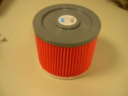 Rundfilter Filter für Güde NTS1250 NTS 1250 I K Spezial Sauger Staubsauger