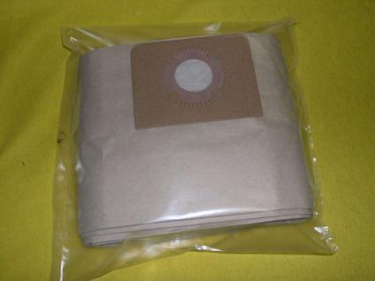 Filterbeutel Wap Alto SQ 5 550 590 Siaclean Hako VC500