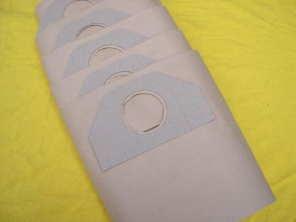 10x Filtersack Staubbeutel Staubsaugerbeutel für Kärcher NT 501 NT 551 Sauger