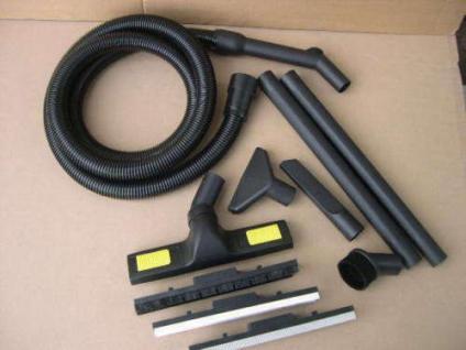 Saugset 12tlg DN32 40mm für Kärcher NT 361 561 611 eco Einhell Top Craft Sauger