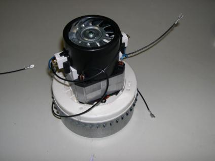 Saugermotor 1400W passend für.Kärcher NT 361 Industriesauger Sauger Motor - Vorschau