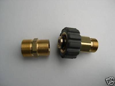 Schlauchverbinder 2tg Wap Alto C CS DX 800 830 820 602 620 630 Hochdruckreiniger