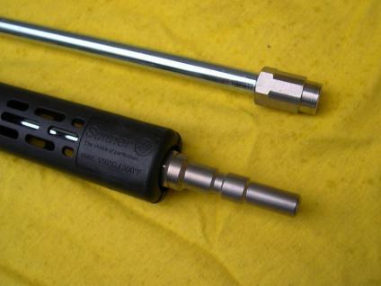 Strahlrohr Nilfisk Poseidon 4-30 4-36 5-41 5-55 5-61 5-63 XT Hochdruckreiniger - Vorschau