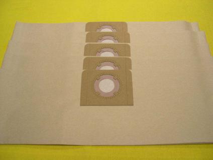 5x Filtertüten Staubbeutel Nilfisk Alto Attix 30-01 30-11 30-21 PC XC Sauger
