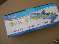 Resun UV-C Teichklärer 9 Watt UV UVC Sterilizer NEU