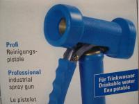 """Metzgerei - Waschpistole 1/2"""" 50°C Heißwasser f. Lebensmittelbetriebe Großküchen"""