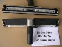 Alu - Bodendüse für 36mm - Saugrohr 450 breit Kärcher NT Sauger Industriesauger