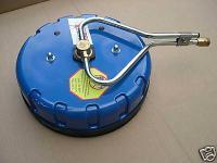 Turbodevil Bodenreiniger / Wandreiniger für Kärcher u. Kränzle Hochdruckreiniger