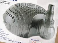 Osaga Teichfilterpumpe OSF 11000 l/h Bachlaufpumpe Filterspeisepumpe Filterpumpe