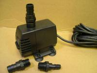 Filterpumpe 6000 l/h Pumpe f. Teichfilter Bachlauf