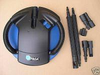 Wand- u Bodenreiniger mit Adapter passend für Kärcher Kränzle Hochdruckreiniger