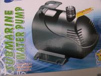 Bachlauf- und Strömungspumpe 10000 Liter Filterpumpe für Garten- u. Koiteich