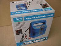 12 V 20 - 200 Ah Automatik - Batterielader Ladegerät für Autobatterie Batterie