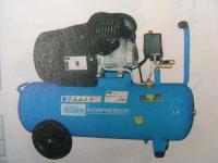 Verdichter Kompressor mit V2 - Zylinder 10bar 230V Ansaugleistung 395 Liter